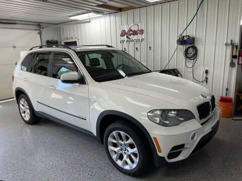2013 BMW X5 for sale at D-Cars LLC in Zeeland MI