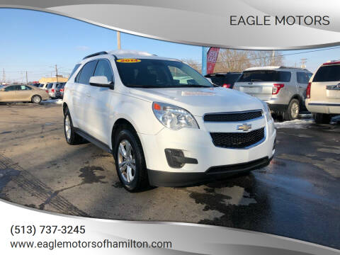 2014 Chevrolet Equinox for sale at Eagle Motors in Hamilton OH