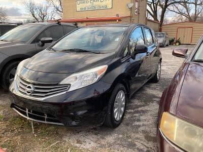2014 Nissan Versa Note for sale at Used Car City in Tulsa OK