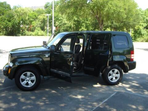 2011 Jeep Liberty for sale at ACH AutoHaus in Dallas TX