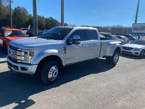 2019 Ford F-450 Super Duty for sale at Billy Ballew Motorsports in Dawsonville GA