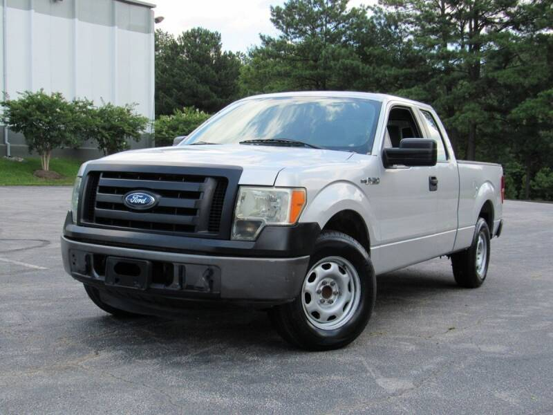 2011 Ford F-150 for sale at Amana Auto Care Center in Raleigh NC