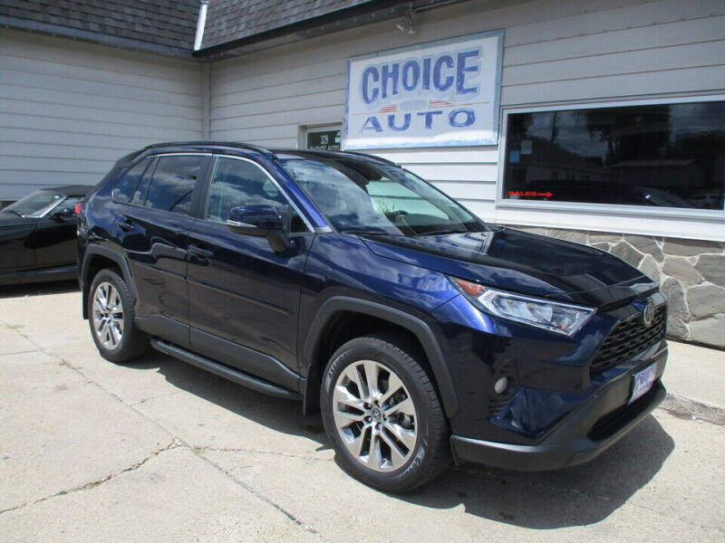 2019 Toyota RAV4 for sale at Choice Auto in Carroll IA