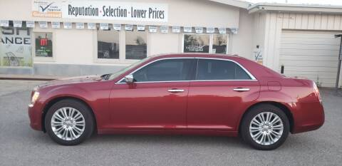 2013 Chrysler 300 for sale at HomeTown Motors in Gillette WY