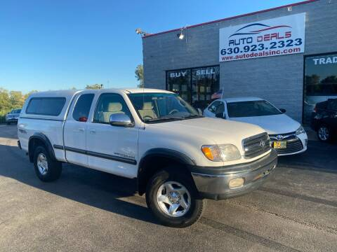 2001 Toyota Tundra for sale at Auto Deals in Roselle IL