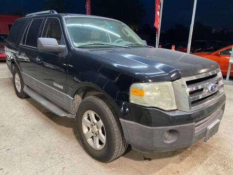 2007 Ford Expedition for sale at R-Motors in Arlington TX