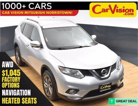 2016 Nissan Rogue for sale at Car Vision Buying Center in Norristown PA