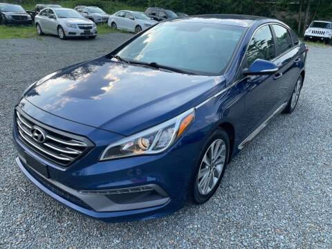 2016 Hyundai Sonata for sale at Auto4sale Inc in Mount Pocono PA