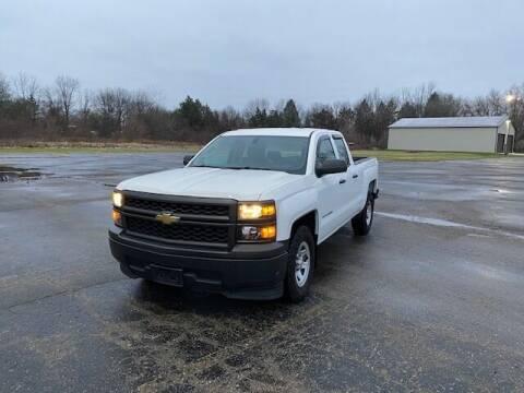 2014 Chevrolet Silverado 1500 for sale at Caruzin Motors in Flint MI