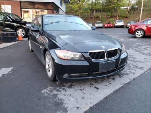 2008 BMW 3 Series for sale at Apple Auto Sales Inc in Camillus NY