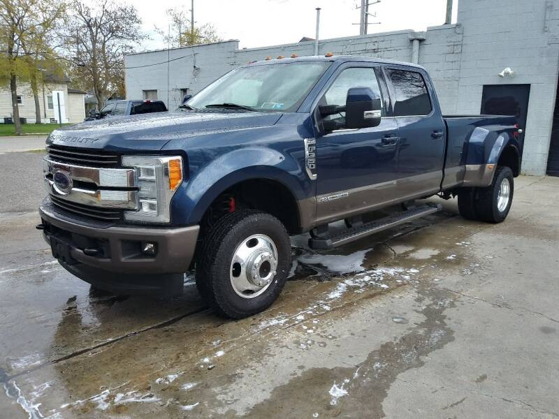 2017 Ford F-350 Super Duty for sale at Kevin Lapp Motors in Plymouth MI