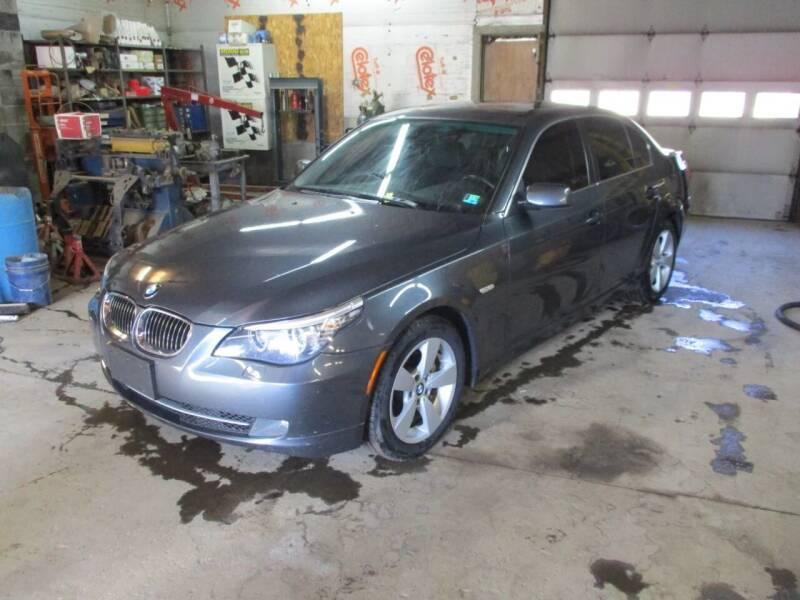 2008 BMW 5 Series for sale at Reid's Auto Sales & Service in Emporium PA