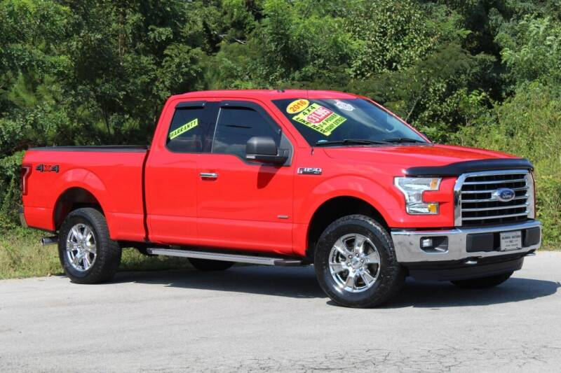 2016 Ford F-150 for sale at McMinn Motors Inc in Athens TN