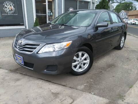 2010 Toyota Camry for sale at Nerger's Auto Express in Bound Brook NJ