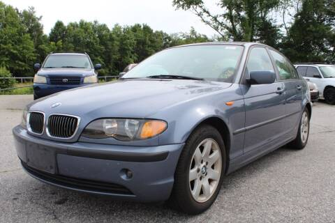 2005 BMW 3 Series for sale at UpCountry Motors in Taylors SC