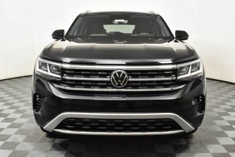 2022 Volkswagen Atlas Cross Sport for sale at Southern Auto Solutions-Jim Ellis Volkswagen Atlan in Marietta GA