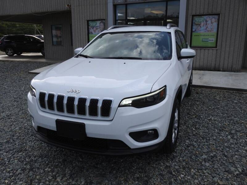 2021 Jeep Cherokee for sale in St Thomas, VI