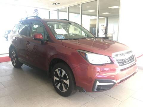 2017 Subaru Forester for sale at Adams Auto Group Inc. in Charlotte NC