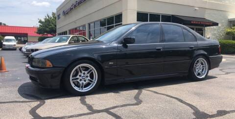 2001 BMW 5 Series for sale at European Performance in Raleigh NC