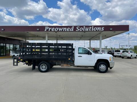 2012 Chevrolet Silverado 3500HD for sale at Preowned Solutions in Urbandale IA