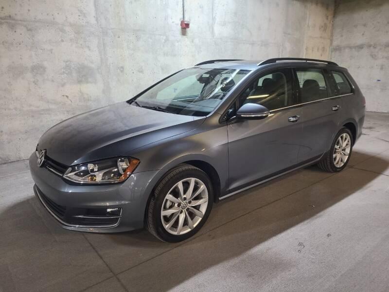 2017 Volkswagen Golf SportWagen for sale in Carmel, IN