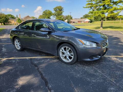 2012 Nissan Maxima for sale at Tremont Car Connection in Tremont IL