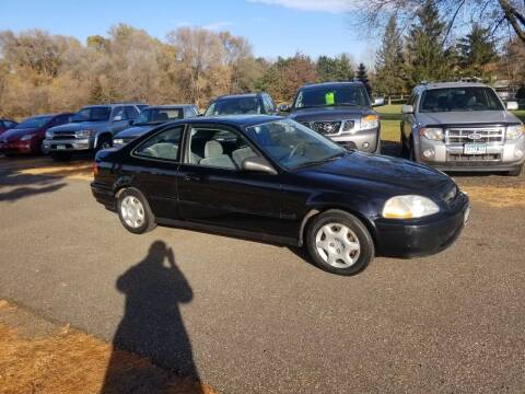 1998 Honda Civic for sale at Shores Auto in Lakeland Shores MN