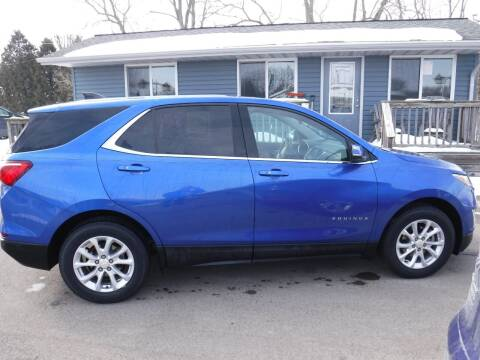 2019 Chevrolet Equinox for sale at Dave's Car Corner in Hartford City IN