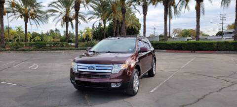 2010 Ford Edge for sale at Alltech Auto Sales in Covina CA