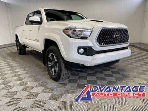 2019 Toyota Tacoma for sale at Advantage Auto Direct in Kent WA
