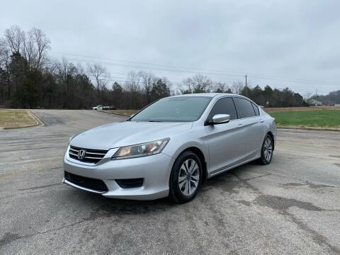 2014 Honda Accord for sale at Tennessee Valley Wholesale Autos LLC in Huntsville AL