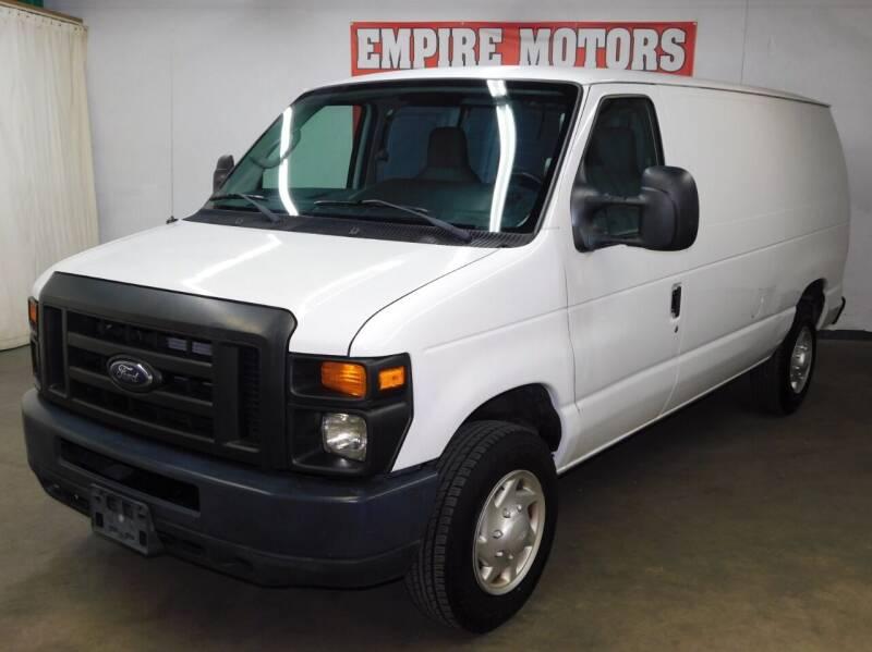 2011 Ford E-Series Cargo for sale at EMPIRE MOTORS AUTO SALES in Philadelphia PA