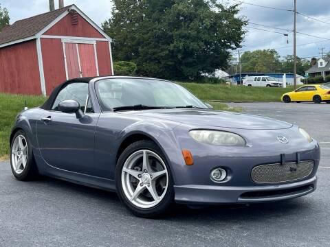 2007 Mazda MX-5 Miata for sale at ANZ AUTO CONCEPTS LLC in Fredericksburg VA