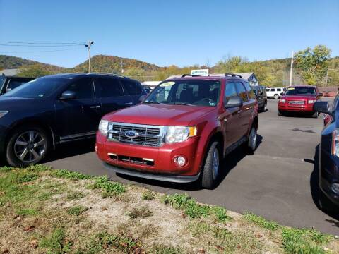 2012 Ford Escape for sale at Greens Auto Mart Inc. in Wysox PA