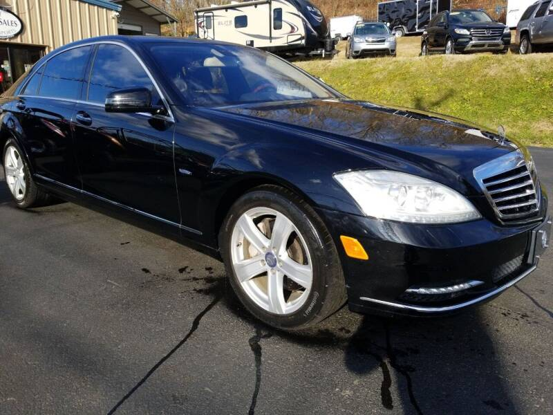 2012 Mercedes-Benz S-Class for sale at W V Auto & Powersports Sales in Cross Lanes WV