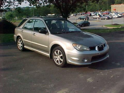 2006 Subaru Impreza for sale at North Hills Auto Mall in Pittsburgh PA