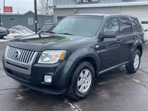 2009 Mercury Mariner for sale at Capitol Auto Sales in Lansing MI