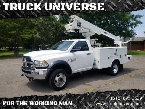 2016 RAM Ram Chassis 5500 for sale at TRUCK UNIVERSE in Murfreesboro TN