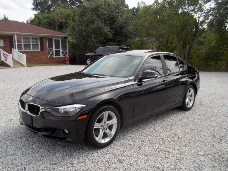 2014 BMW 3 Series for sale at Carolina Auto Connection & Motorsports in Spartanburg SC