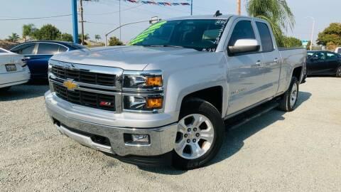 2015 Chevrolet Silverado 1500 for sale at La Playita Auto Sales Tulare in Tulare CA