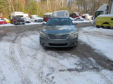 2011 Toyota Camry for sale at Heritage Truck and Auto Inc. in Londonderry NH