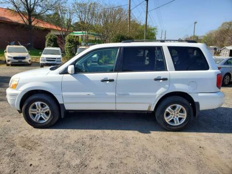 2005 Honda Pilot for sale at United Auto LLC in Fort Mill SC