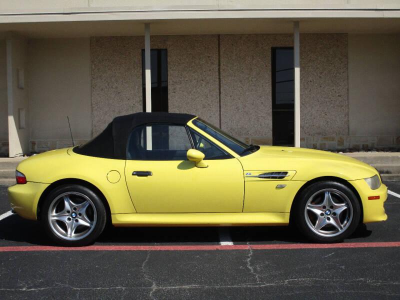 1999 BMW M 2dr Convertible - Dallas TX