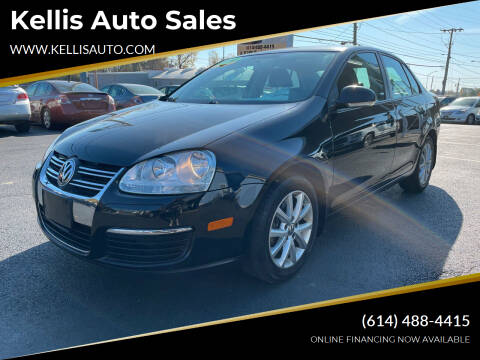 2010 Volkswagen Jetta for sale at Kellis Auto Sales in Columbus OH