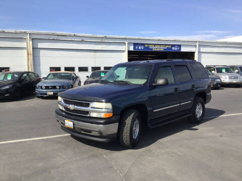 2005 Chevrolet Tahoe for sale at My Three Sons Auto Sales in Sacramento CA