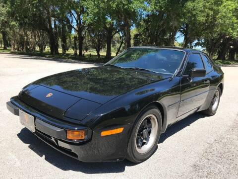 1984 Porsche 944 for sale at ROADHOUSE AUTO SALES INC. in Tampa FL