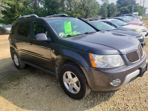 2008 Pontiac Torrent for sale at Northwoods Auto & Truck Sales in Machesney Park IL