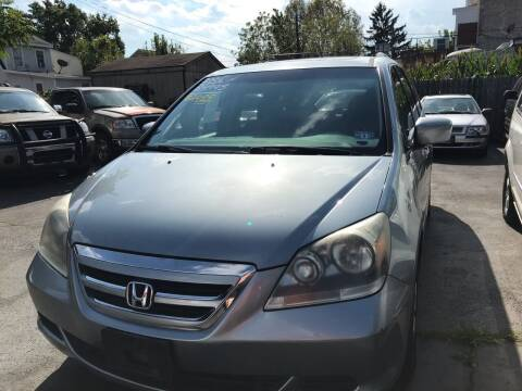 2006 Honda Odyssey for sale at Chambers Auto Sales LLC in Trenton NJ