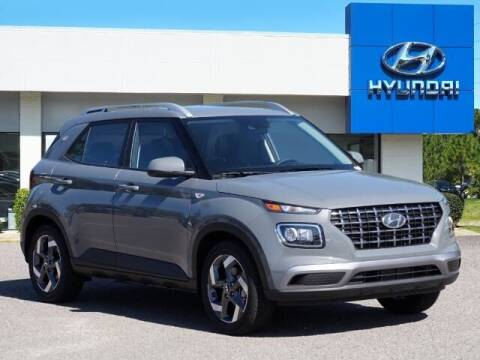 2022 Hyundai Venue for sale at PHIL SMITH AUTOMOTIVE GROUP - Pinehurst Toyota Hyundai in Southern Pines NC