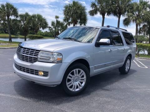 2011 Lincoln Navigator L for sale at Vogue Auto Sales in Pompano Beach FL